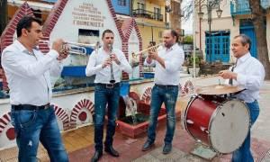 Τσικνοπέμπτη στη Λάρισα με χάλκινα από τη Γουμένισσα