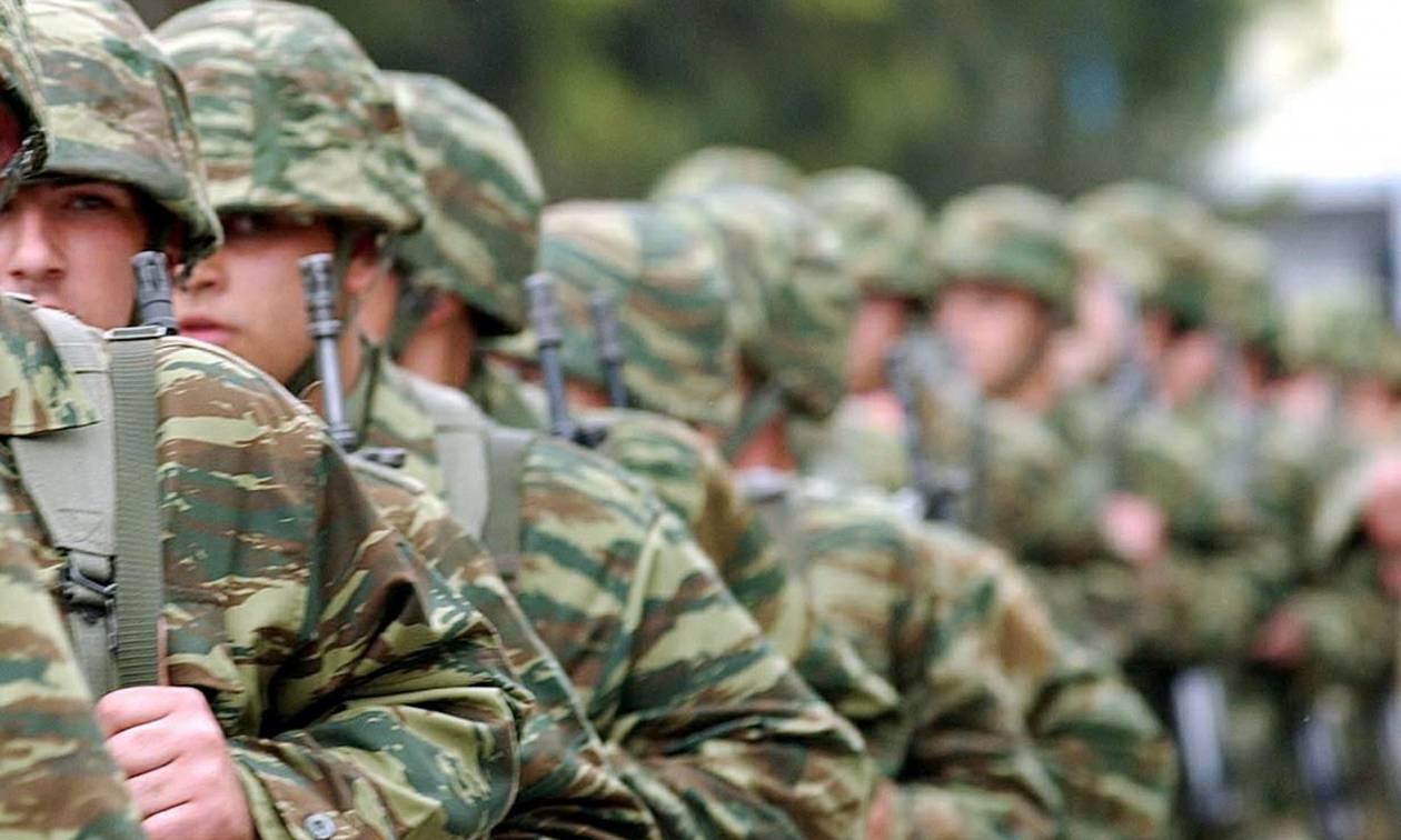 Υψηλή αίσθηση του καθήκοντος! Δεκάδες οπλίτες ζήτησαν να συνεχίσουν τη θητεία τους στα σύνορα!