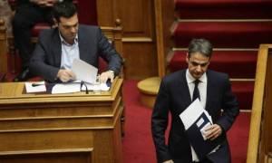 Βουλή: Ο Τσίπρας απαντά στον Μητσοτάκη για την εγκληματικότητα