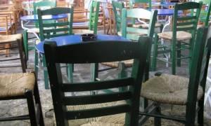 Πανικός σε καφενείο στη Θεσσαλονίκη