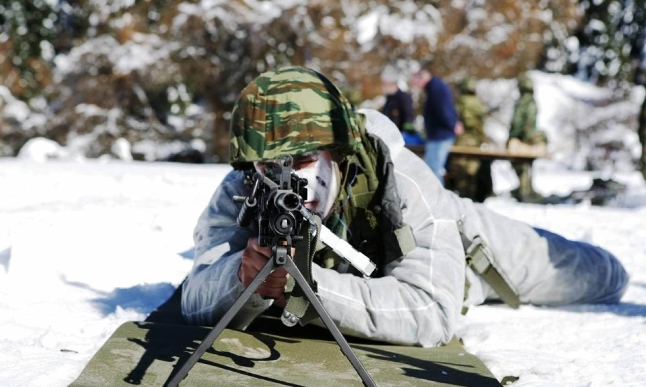 Επίσκεψη Διοικητή 1ης στρατιάς στη ΣΜΥ (pics)