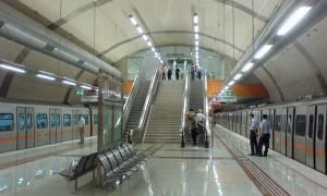 Υπενθύμιση: Ποιοι σταθμοί του Μετρό θα είναι σήμερα (18/2) και αύριο κλειστοί