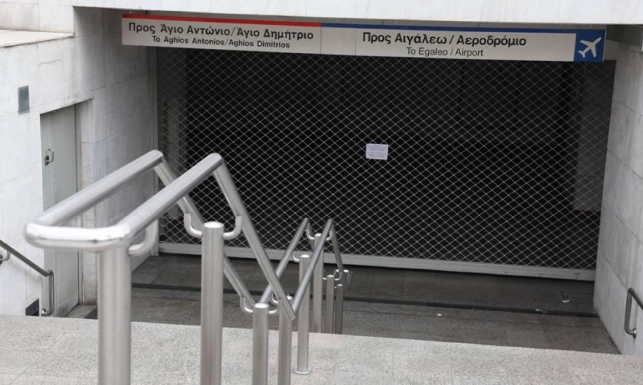 Κλείνουν τέσσερις σταθμοί του Μετρό - Ποιες οι εναλλακτικές για να μετακινηθείτε