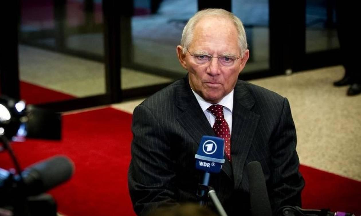 Ο Σόιμπλε έβαλε «ταφόπλακα» στο Eurogroup για την Ελλάδα