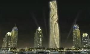 Το Ντουμπάι θέλει να κατασκευάσει τον πρώτο περιστρεφόμενο ουρανοξύστη στον κόσμο! (vid)
