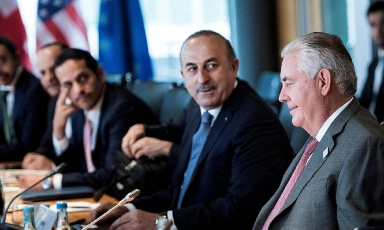 Τσαβούσογλου: Τα προβλήματα στις διαπραγματεύσεις προέρχονται από την ελληνοκυπριακή πλευρά