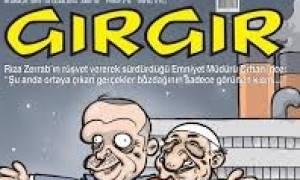 Φιμώνεται...ακόμα ένα έντυπο της Τουρκίας-Το σατυρικό περιοδικό Girgir