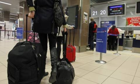 Το απόλυτο κόλπο για να μην χρεωθείτε υπέρβαρο στην επόμενη πτήση σας!