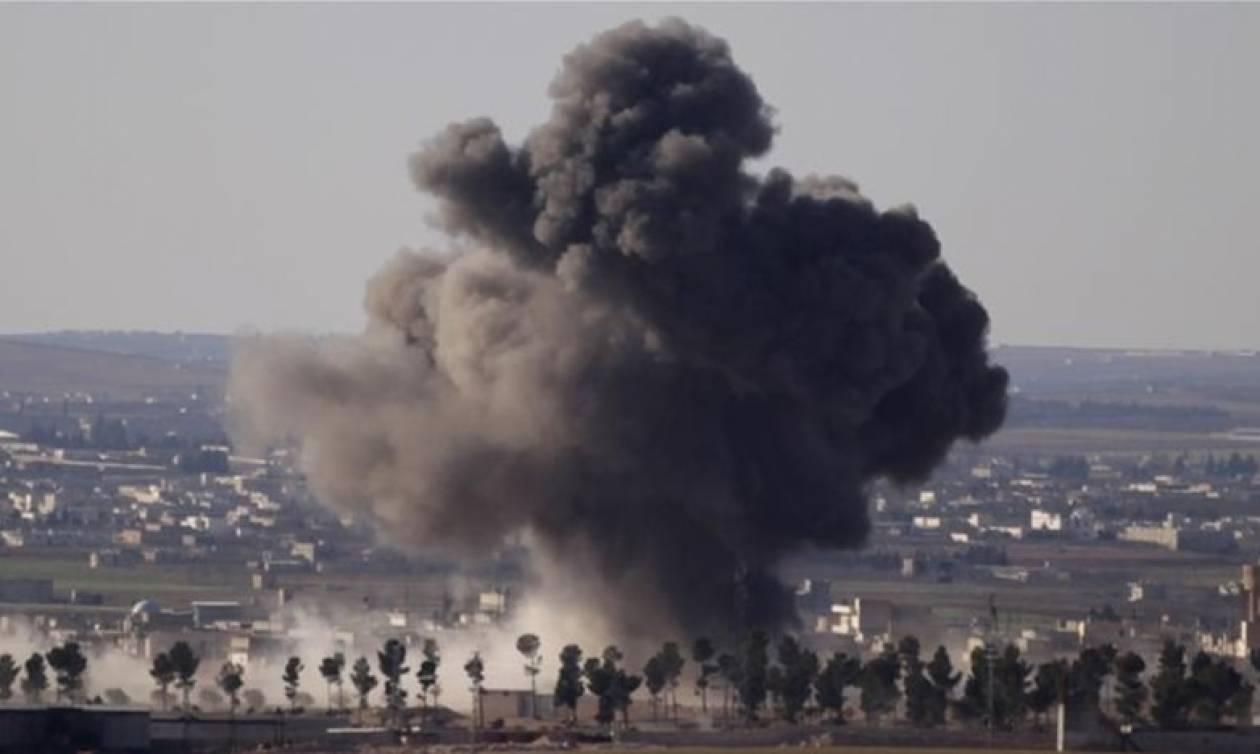 Συρία: Βομβαρδίζουν γυναικόπαιδα στην πόλη Αλ Μπαμπ