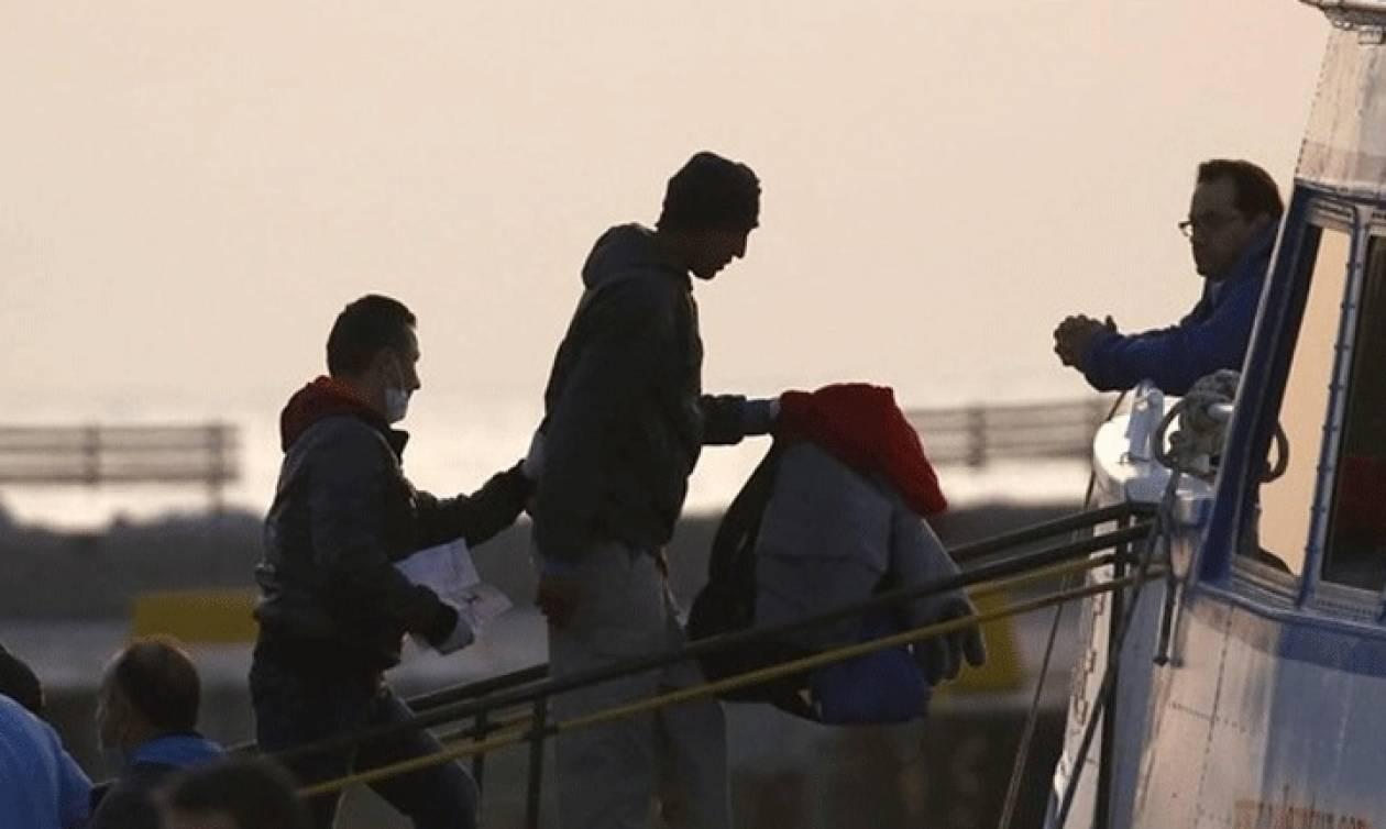 Πέντε παράτυποι μετανάστες επέστρεψαν στην Τουρκία