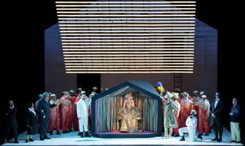 Ο κουρέας της Σεβίλλης, του Τζοακίνο Ροσσίνι στο Θέατρο Ολύμπια