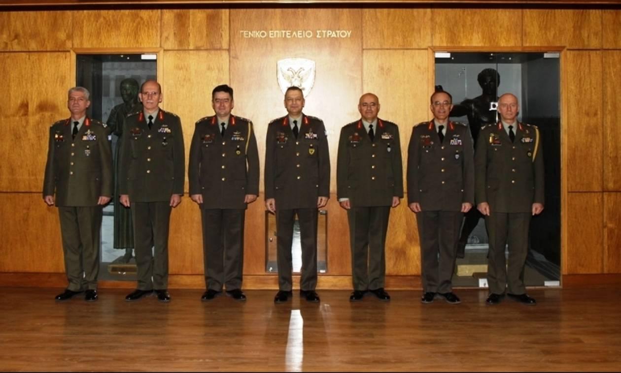 Στρατός Ξηράς: Το νέο ανώτατο στρατιωτικό Συμβούλιο