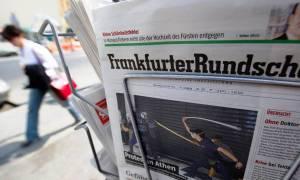 Frankfurter Rundschau: Η λιτότητα καταστρέφει την Ελλάδα