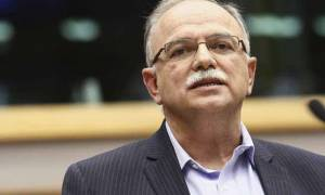 ΤΑΖ: Ελπίζει σε «λευκό καπνό» στο Eurogroup ο Δημήτρης Παπαδημούλης