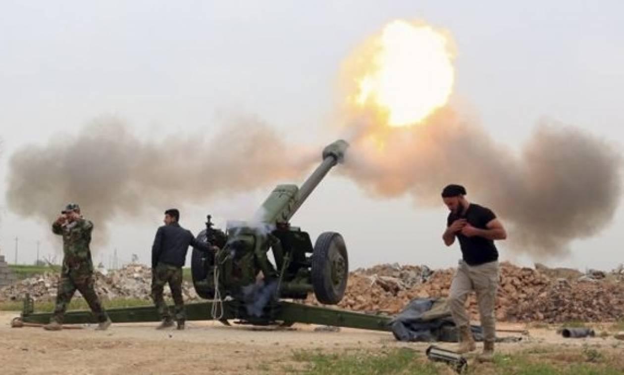 Ιράκ: Συνεχίζονται οι μάχες νότια της Μοσούλης