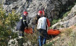 Χανιά: Γυναίκα έπεσε από γκρεμό – Επιχείρηση διάσωσης από την ΕΜΑΚ