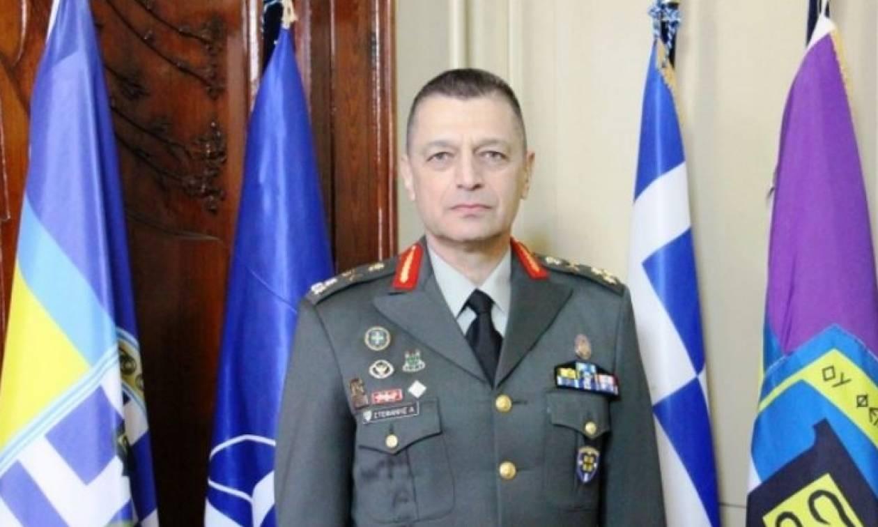 Ηχηρό μήνυμα στην Τουρκία από τον αρχηγό ΓΕΣ: «Ο ελληνικός στρατός δεν βρίσκεται σε κρίση»