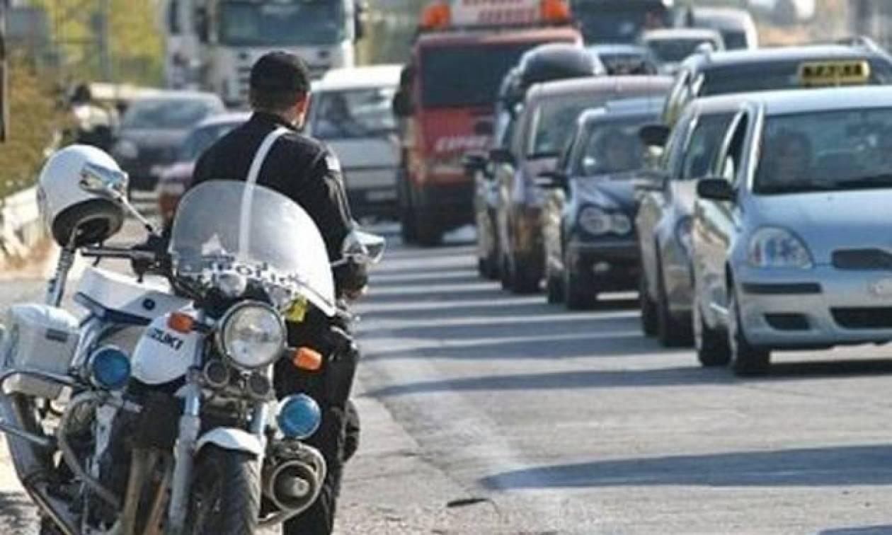 Θεσσαλονίκη: Καραμπόλα στην Περιφερειακή Οδό