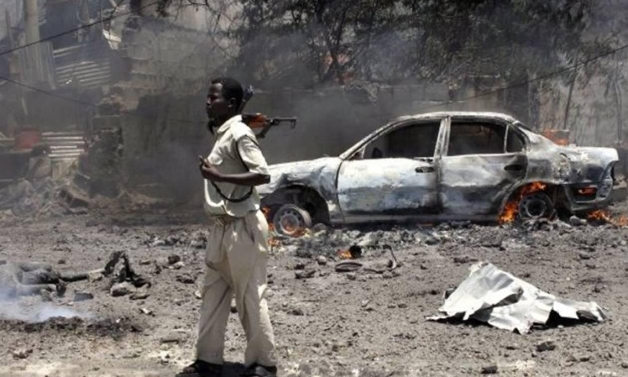 Σομαλία: Τριάντα εννέα άνθρωποι σκοτώθηκαν από επίθεση αυτοκτονίας