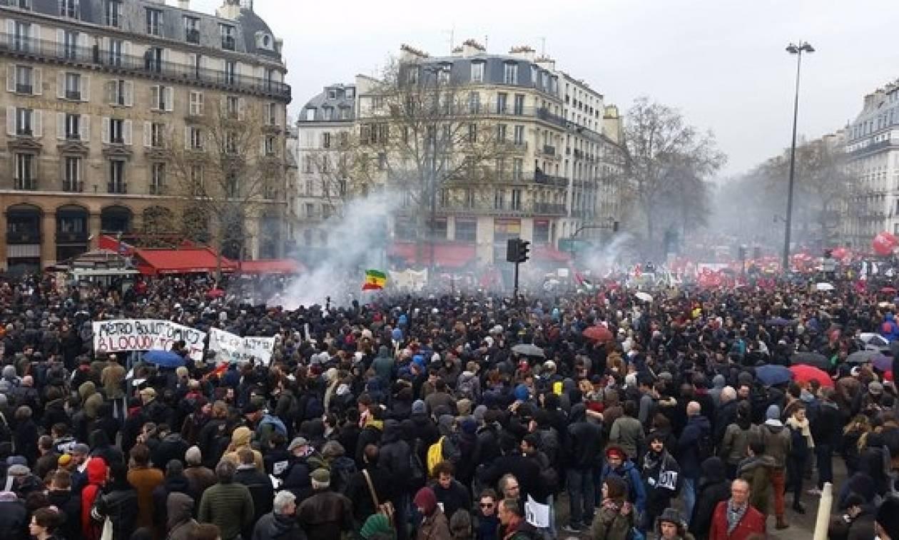 Γαλλία: Διαδηλώσεις κατά της διαφθοράς