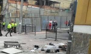 Κολομβία: Ισχυρή έκρηξη στην πρωτεύουσα Μπογκοτά