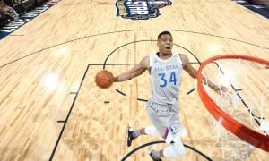 All Star Game 2017: Το NBA «υποκλίθηκε» στον υπέροχο Γιάννη Αντετοκούνμπο! (pics+vids)