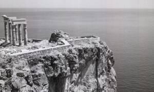 Έκθεση στο Μουσείο Κυκλαδικής Τέχνης: Robert McCabe - Αναμνήσεις και μνημεία του Αιγαίου