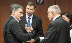 Eurogroup LIVE: Οι αφίξεις των Ευρωπαίων αξιωματούχων στις Βρυξέλλες