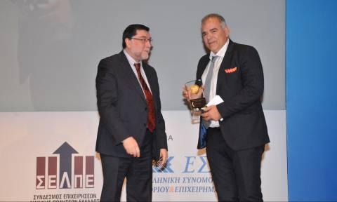 Creta Farms: Προμηθευτής της χρονιάς στην κατηγορία Food & Drink των Retail Business Awards 2016