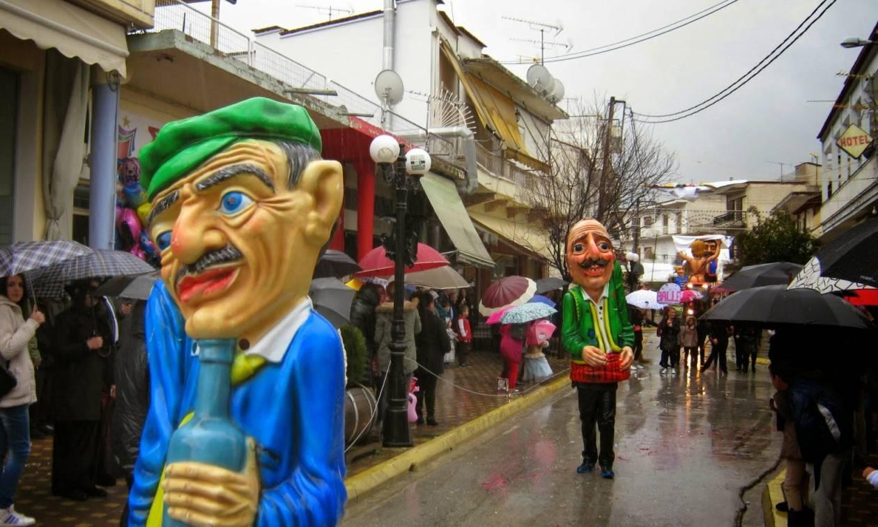 Κακοκαιρία από την Παρασκευή, με βροχές και καταιγίδες τα καρναβάλια σύμφωνα με την ΕΜΥ