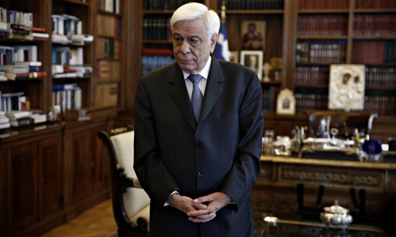 Παυλόπουλος: Ανάγκη στενότερης συνεργασίας Ελλάδας - Σαουδικής Αραβίας