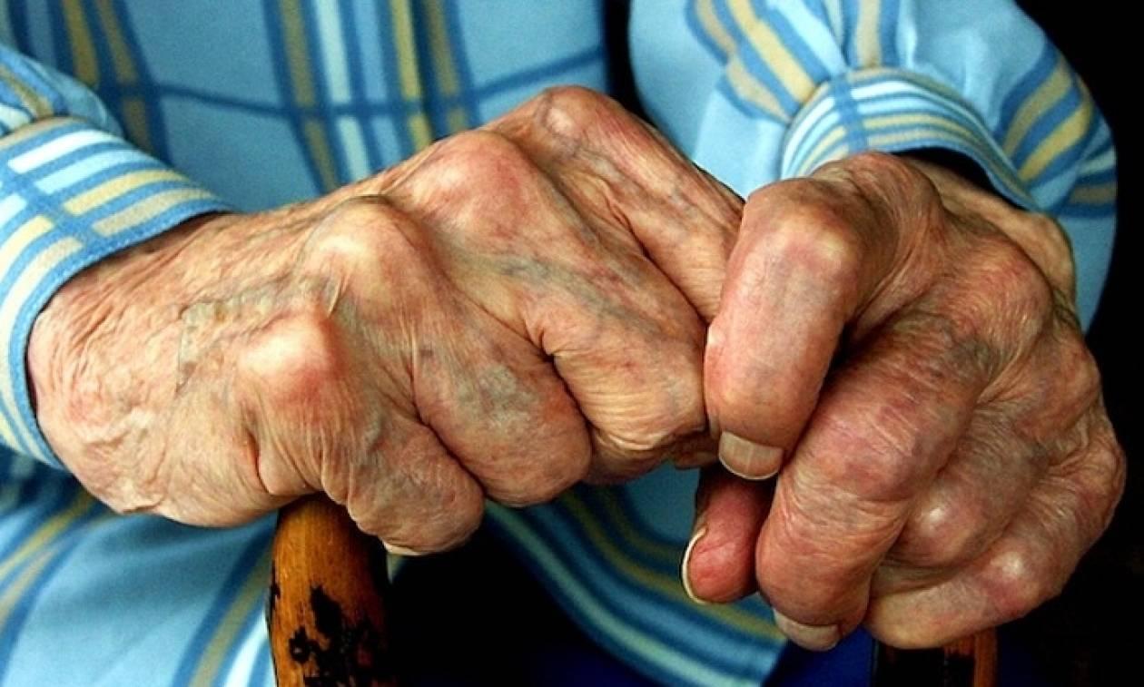 Αποτέλεσμα εικόνας για νεκρός ηλικιωμένος