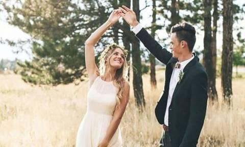 Αυτή είναι η πιο ανέξοδη ιδέα για τη διακόσμηση του γάμου σου