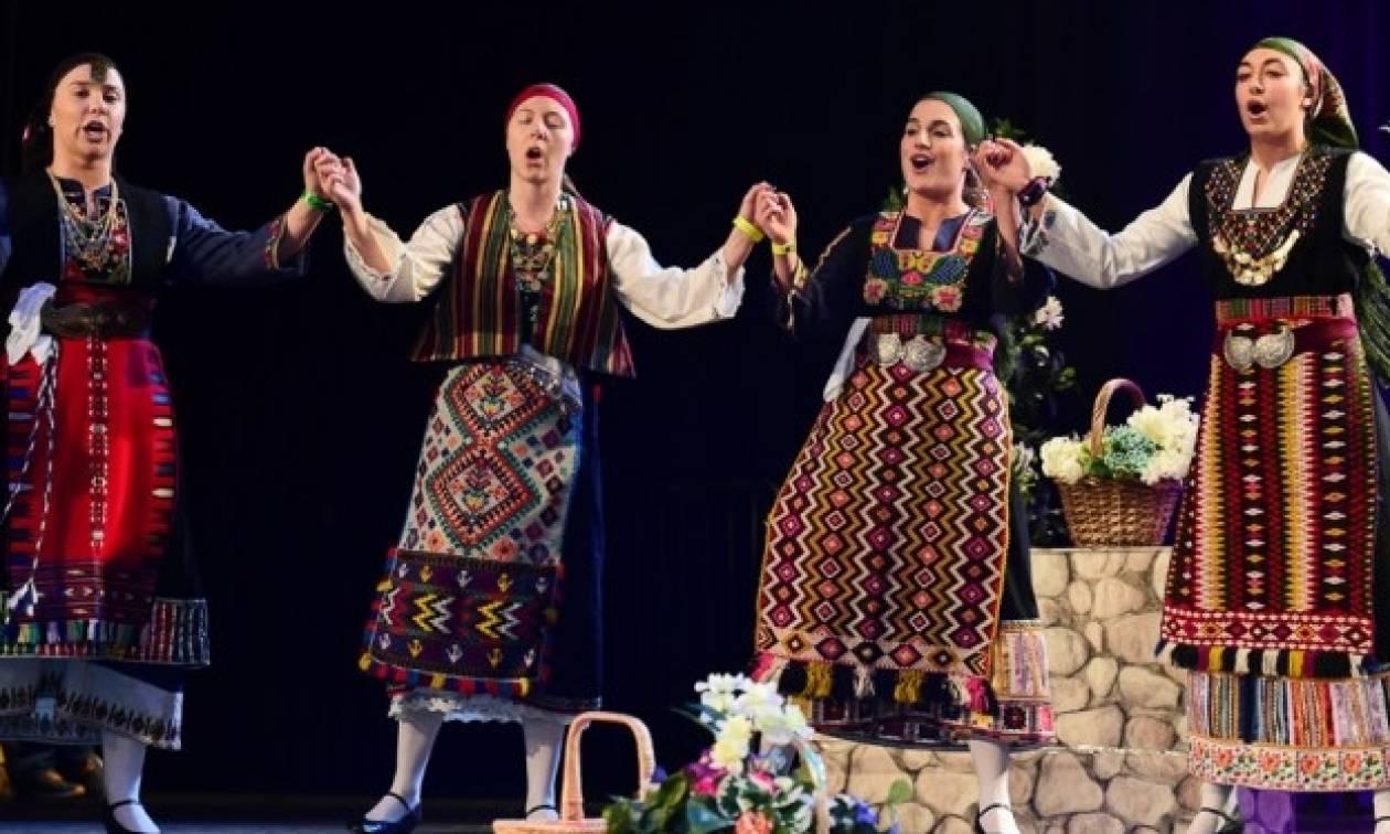 Το Φεστιβάλ Ελληνικού Χορού στην Καλιφόρνια συγκέντρωσε Ομογενείς από όλη την Αμερική