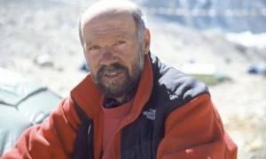 «Έφυγε» ο κατακτητής του Έβερεστ Κώστας Τζιβελέκας
