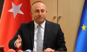 Τσαβούσογλου: Η ελληνοκυπριακή πλευρά δεν είναι έτοιμη για λύση