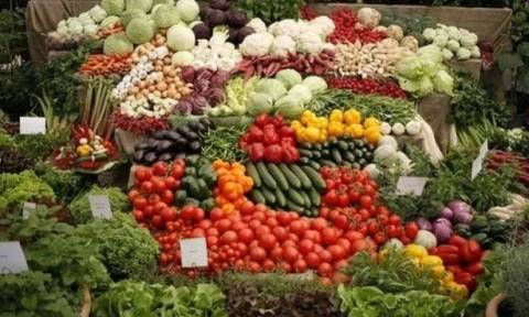 «Χρυσά» λαχανικά ενόψει Καθαράς Δευτέρας