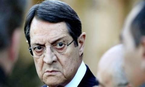 Αναστασιάδης: «Η υπομονή έχει όρια και ο Ακιντζί να αφήσει τις προφάσεις»