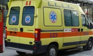 Τροχαίο ατύχημα στο Ελληνικό - Μπλοκαρισμένη η παραλιακή