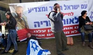 Οργή για την ποινή «χάδι» του Ισραηλινού που αποτέλειωσε τραυματισμένο Παλαιστίνιο