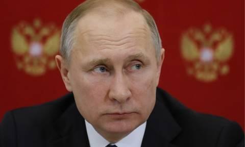 Рейтинг Путина в США достиг максимума за последние 14 лет
