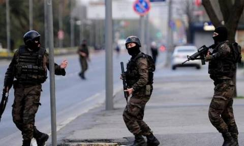 Turkey detains 35 suspected ISIS members in Istanbul