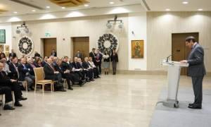 Αναστασιάδης: «Έτοιμη η Λευκωσία να εργαστεί στενά με τη νέα αμερικανική Κυβέρνηση»