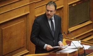 Ερώτηση Θεοχαρόπουλου προς τον υπουργό Άμυνας για τα εξοπλιστικά