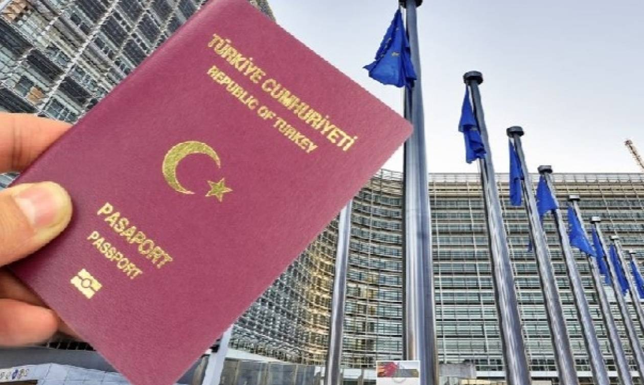 Η Τουρκία υπενθυμίζει στην Ευρώπη την συμφωνία... για την κατάργηση βίζας