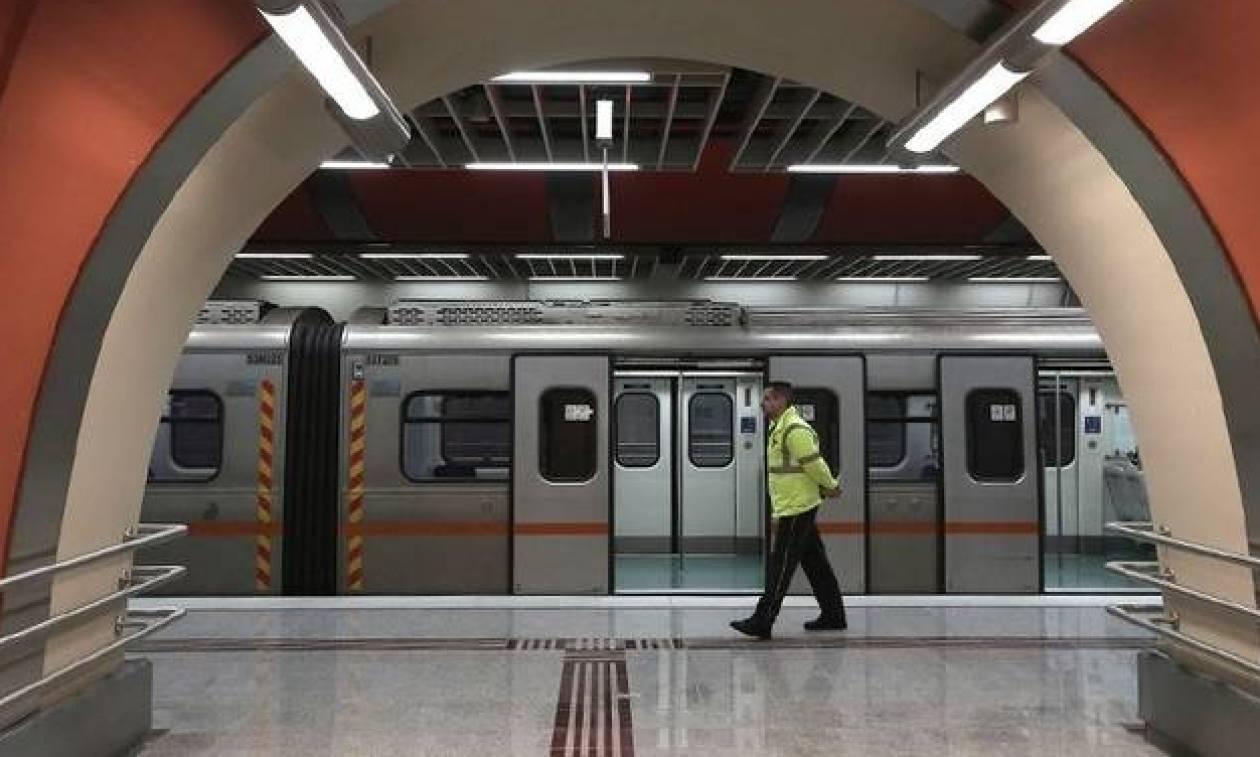 Προσοχή: Δείτε ποιοι σταθμοί του Μετρό θα κλείσουν το Σαββατοκύριακο