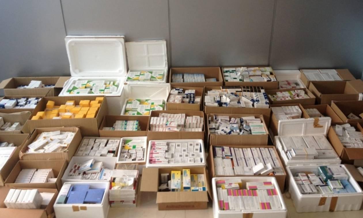 Εξαρθρώθηκε κύκλωμα που διακινούσε ψευδεπίγραφα φάρμακα