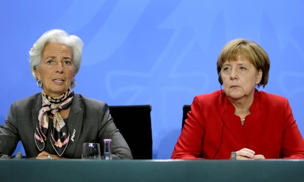 Λαγκάρντ: Η Ελλάδα χρειάζεται μεταρρυθμίσεις και όχι «κούρεμα» - Τι είπε για τη συμμετοχή του ΔΝΤ
