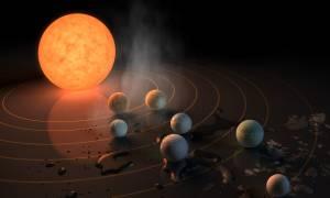 Απίστευτο: Η NASA ανακάλυψε 7 αδελφές της Γης με συνθήκες κατάλληλες για ζωή (video+pics)