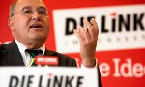 Γκρέγκορ Γκίζι: Grexit σημαίνει διαίρεση της Ευρώπης με ανυπολόγιστους κινδύνους